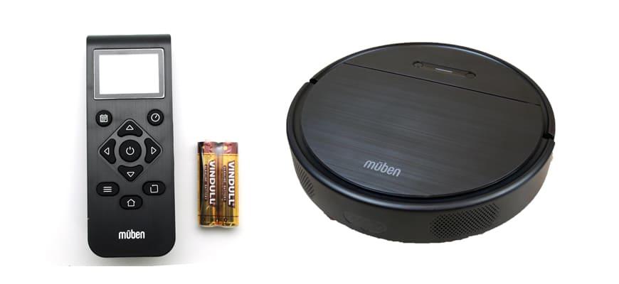 пульт управления пылесосом Muben Smart Bot